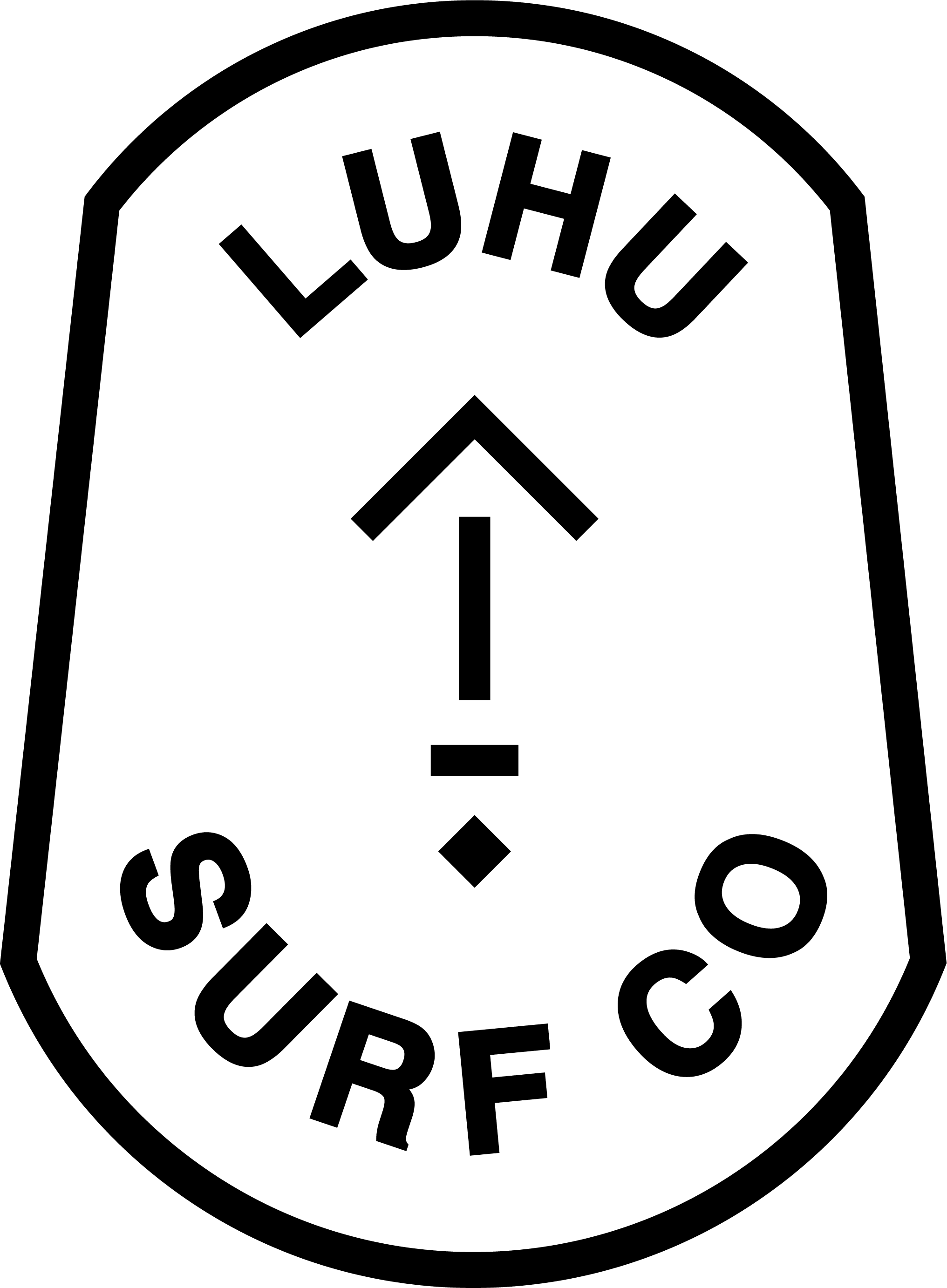 Luhu Surf Co - Surf camp and Surf Lessons in the North of Portugal